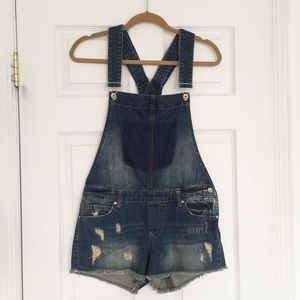 Denim - Parisian Denim Overalls
